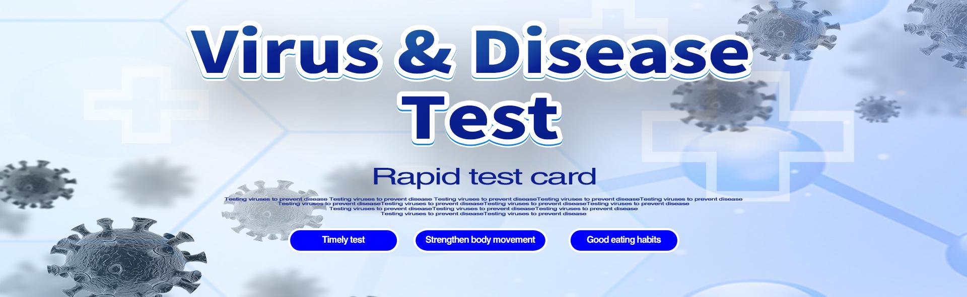 Virus & Disease Detection