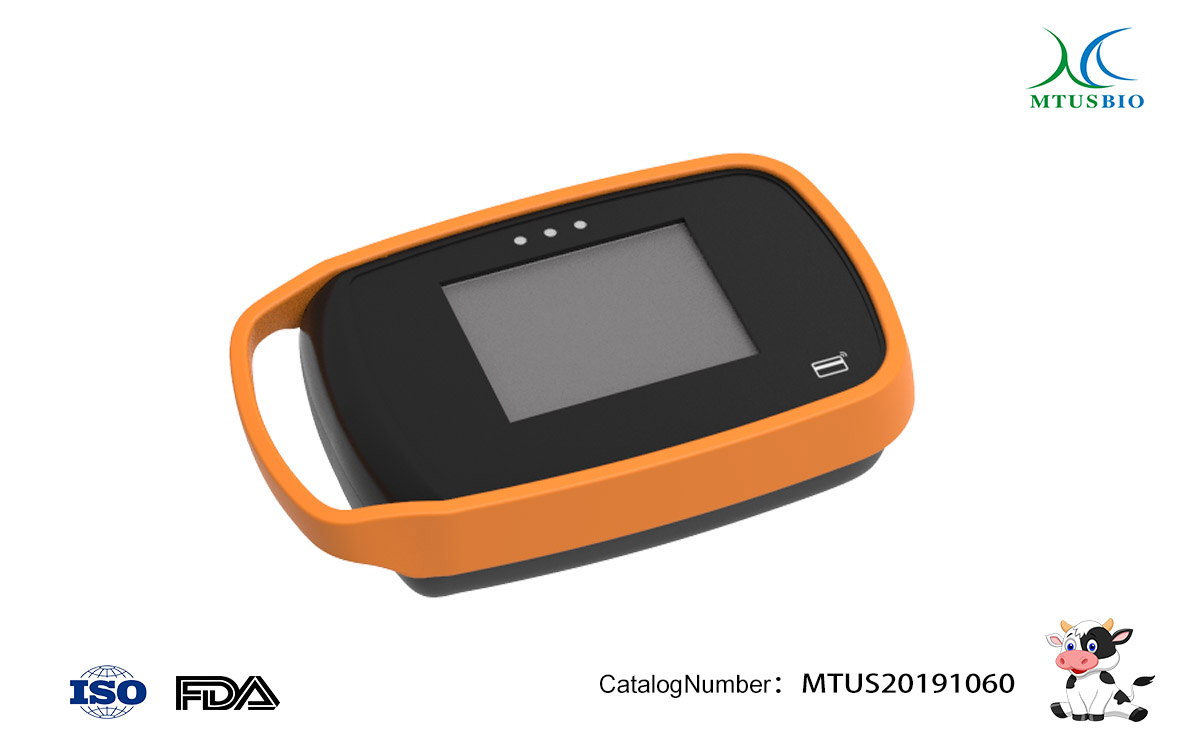 Portable Strip/Cassette Reader