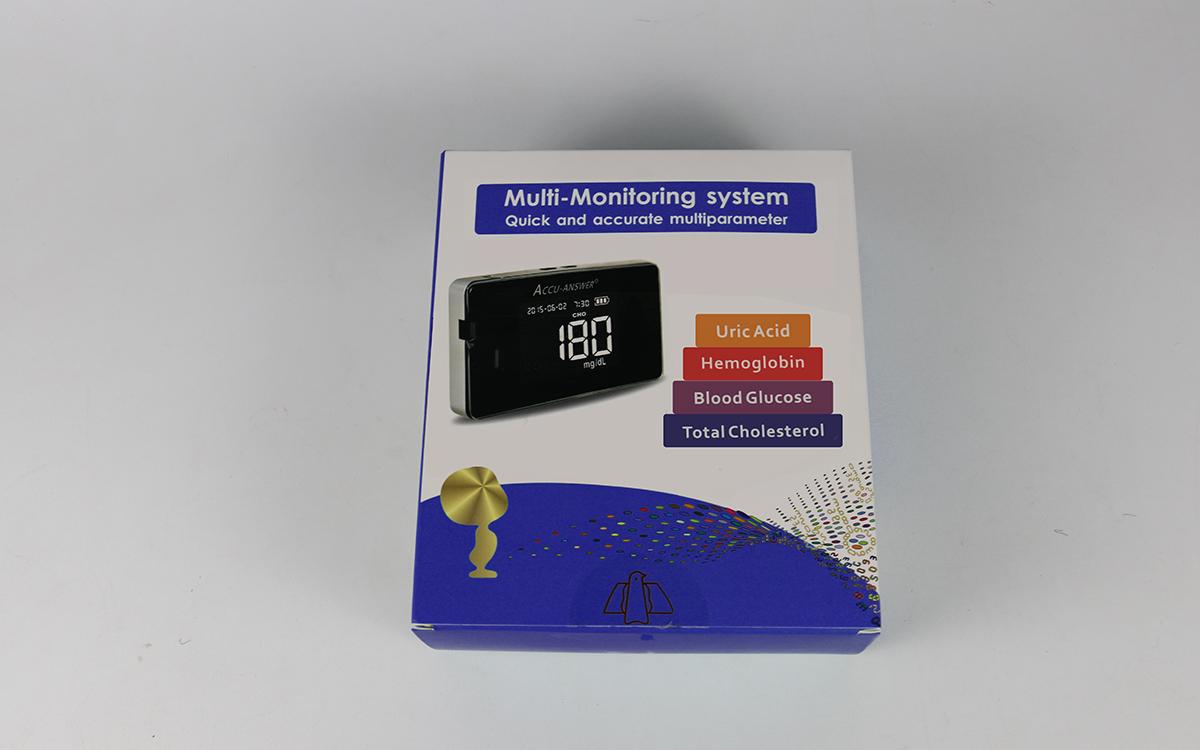 Blood glucose meter、Total Cholesterol Test Strips(model:TC01)、Blood Glucose Test Strips(model: BG01)、Hemoglobin Test Strips(model: HB01)、Uric Acid Test Strips(model: UA01)
